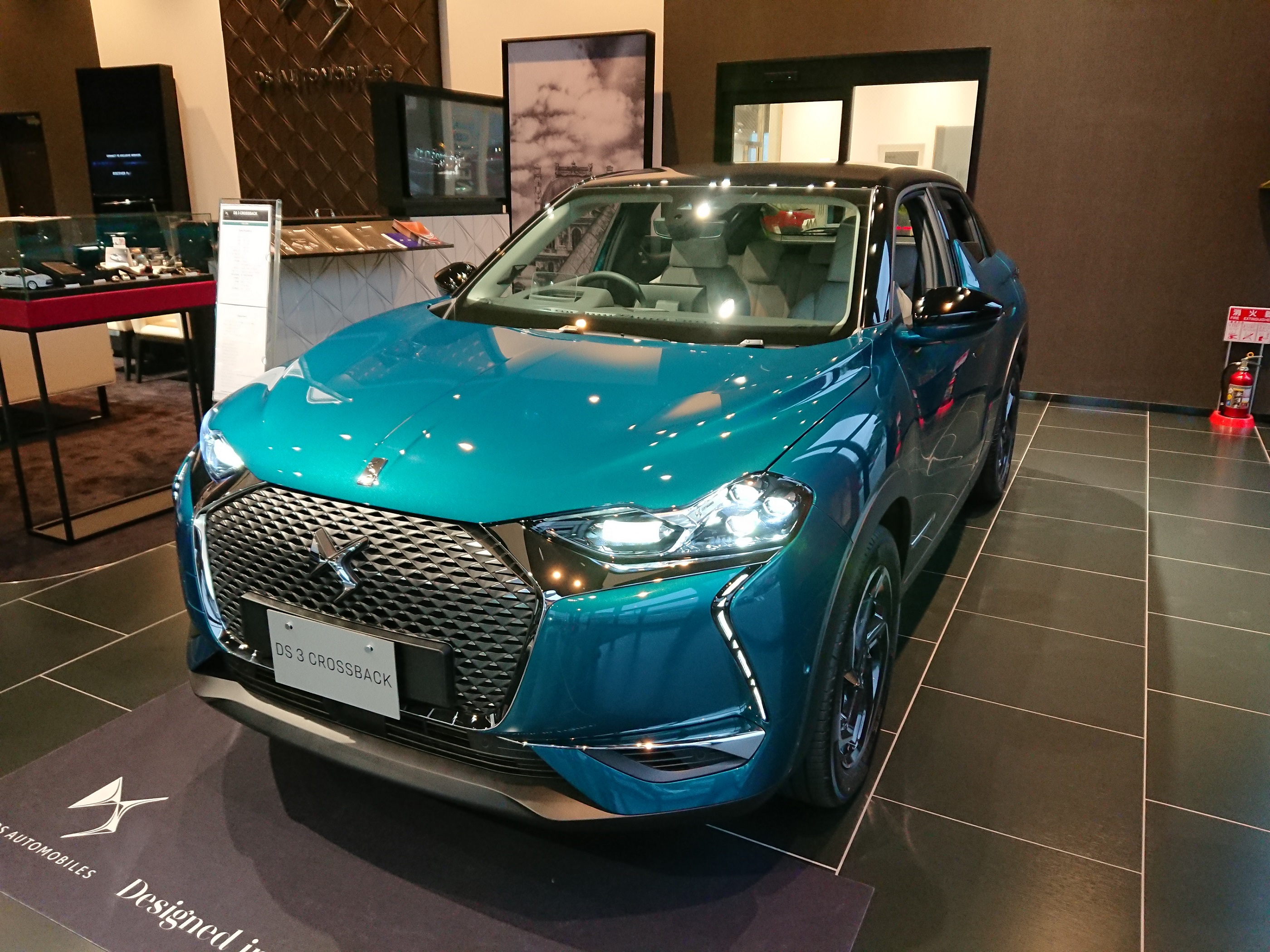 DS 3 CROSSBACK ROAD SHOW開催